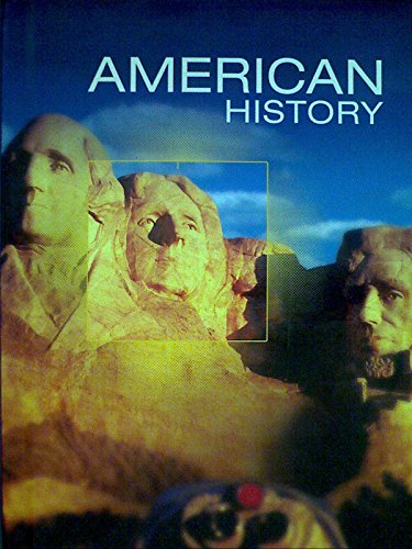 Middle Grades American History 2016 Student Edition Grade 8