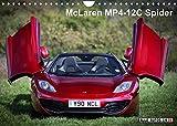 McLaren MP4-12C Spider (Wandkalender 2022 DIN A4 quer)