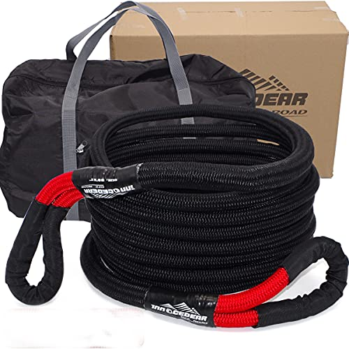 Black-Tow Rope