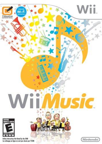 Wii Music (Wii) [Importación inglesa]