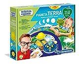 Clementoni - 19159 - Scienza E Gioco - Pianeta Terra - Made In Italy - Play For Future - Gioco Scientifico Per Bambini Dai 7 Anni, Italiano