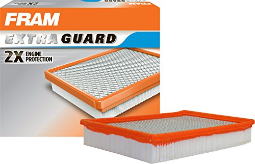 FRAM Extra Guard Air Filter, CA5056 for Select Ford, Lincoln and Mercury Vehicles