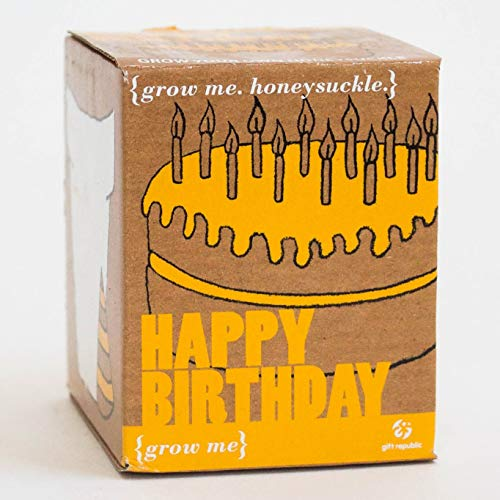 Grow Me Happy Birthday