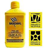 BARDAHL Gear Oil 4005 SAE 75W90 1 LT