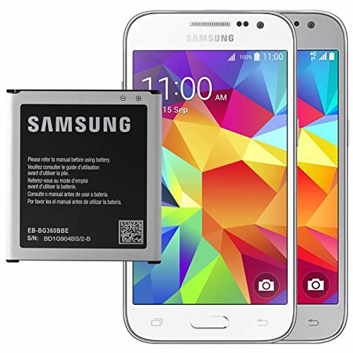 SPARFIX® - Batterie EB-BG360BBE Original Samsung Galaxy Core Prime / Duos / VE Galaxy J2
