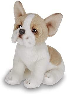 Bearington Lil' Frenchie Small Plush French Bulldog Stuffed Animal Puppy Dog, 6 inches