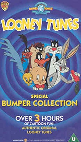 Looney Tunes Bumper Collection V2 [VHS]