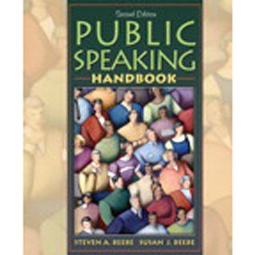 『VangoNotes for Public Speaking Handbook, 2/e』のカバーアート