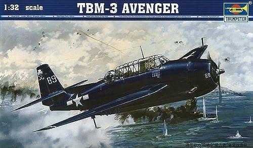 distribución global Trumpeter 1 32 TBM3 TBM3 TBM3 Avenger Aircraft by Trumpeter  salida