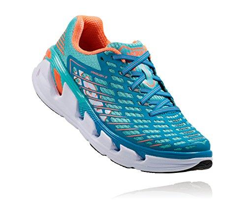 HOKA ONE ONE VANQUISH 3 W BLEUE Chaussures de running