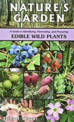 Nature's Garden, a recommended wildcrafting book.