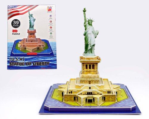 Atosa C / Puzzle la Statue de la liberté Usa30x22x4cm
