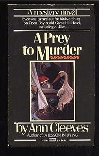A Prey to Murder