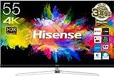 ハイセンス 55V型 液晶 テレビ HJ55N8000 4K 外付けHDD裏番組録画対応 HDR対応 2017年モデル