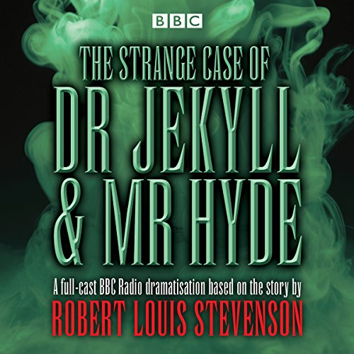 The Strange Case of Dr Jekyll & Mr Hyde audiobook cover art