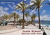 Costa Blanca - Spaniens weiße Küste (Wandkalender 2022 DIN A2 quer): Unterwegs an der Costa Blanca (Monatskalender, 14 Seiten )