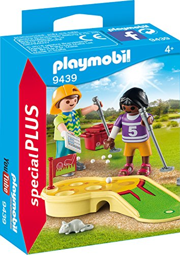 PLAYMOBIL- Minigolf Juguete