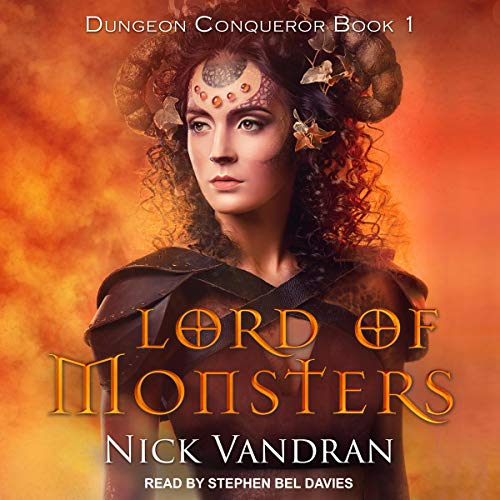 Lord of Monsters cover art