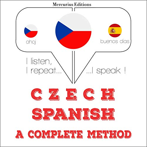 Czech - Spanish. A complete method cover art