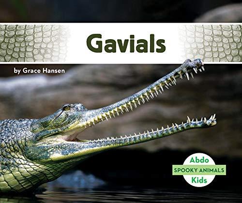 Gavials (Spooky Animals)