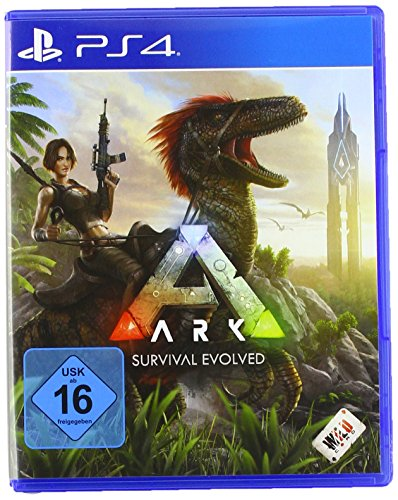 ARK: Survival Evolved - PlayStation 4 [Importación alemana]