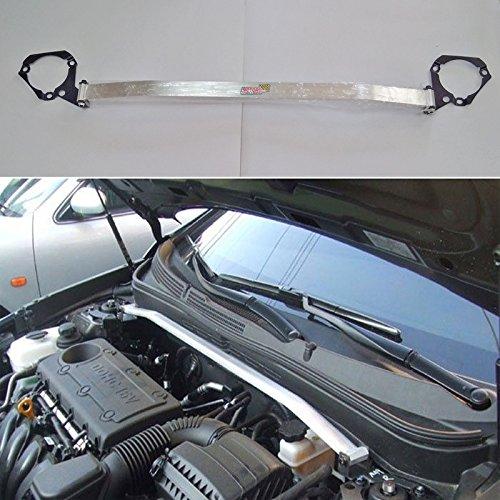 Amazon.com: Sell by Automotiveapple, Motors line Front Bonnet Strut Bar Silver type 1-pc For 2013 ~ 2017 Hyundai Veloster Turbo: Automotive