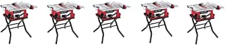 SKIL 3410-02 10-Inch Table Saw with Folding Stand (5-(Pack))