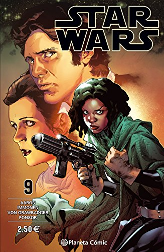 Star Wars nº 09 (Star Wars: Cómics Grapa Marvel)
