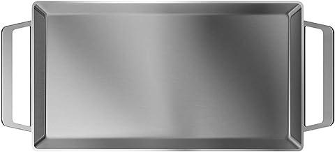 AEG A9KL1 Mastery Collection - Plancha Teppanyaki, Acero Inoxidable, Todo tipo de Placas, 261x175x20