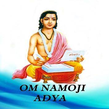 Om Namoji Adya