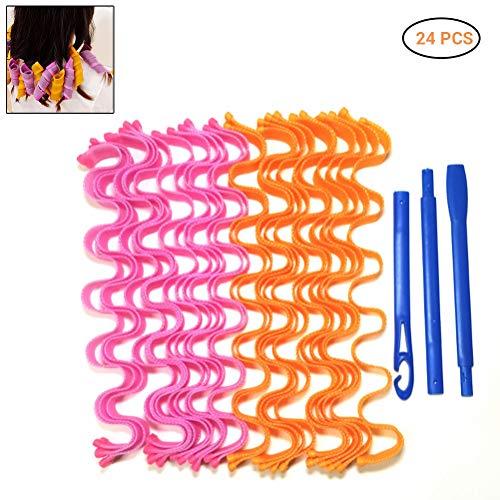 EqWong - Juego de rizadores de pelo