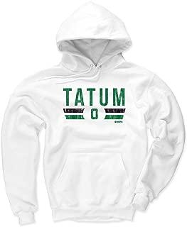500 LEVEL Jayson Tatum Boston Basketball Hoodie - Jayson Tatum Boston Font