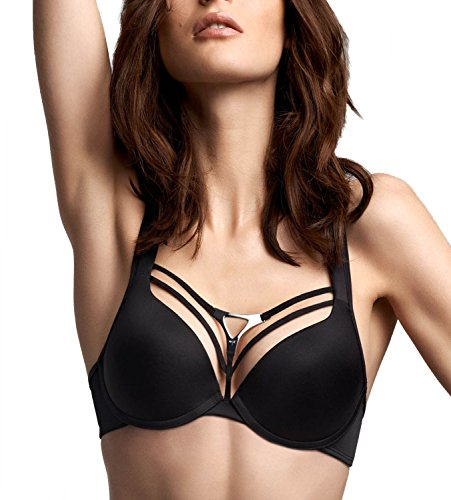 Marlies Dekkers Triangle Push Up Bra BH Borstelhouder zwart