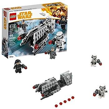LEGO Star Wars Imperial Patrol Battle Pack 75207 Building Kit  99 Piece