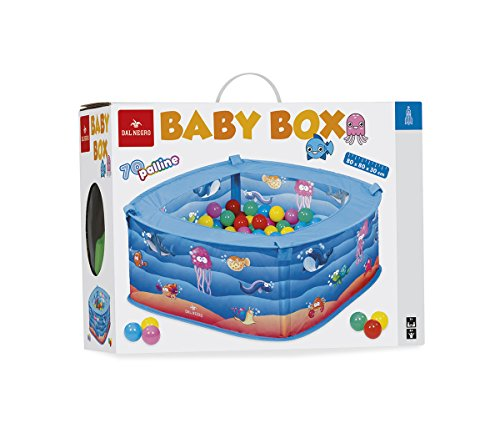 Dal Negro 53850 – Baby Box Poissons