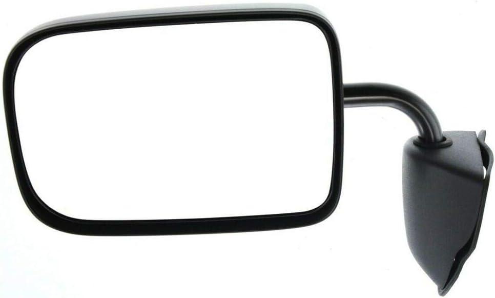 Premium Plus 35% OFF Manual Mirror Compatible 1995-1997 with Regular store B2500 Dodge