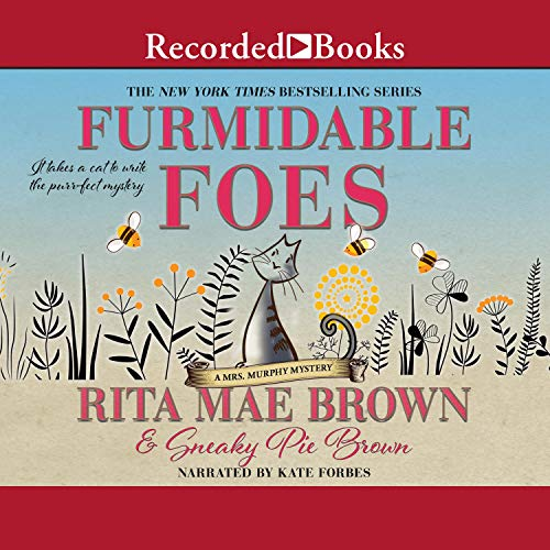 Furmidable Foes audiobook cover art