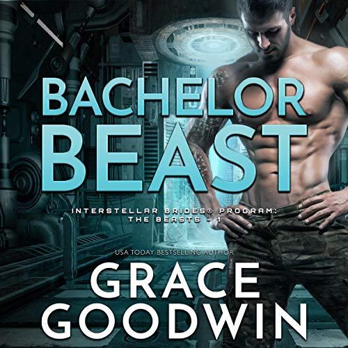 Bachelor Beast Audiobook By Grace Goodwin cover art