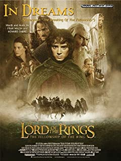 In Dreams - The Lord of the Rings: The Fellowship of the Ring - P/V/G