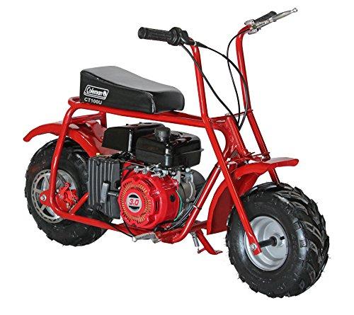 Coleman Powersports Mini Trail Bike, Gas...