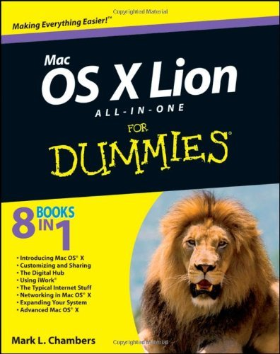 Mac OS X Lion All-in-One For Dummies (For Dummies (Computers)) (Paperback) - Common