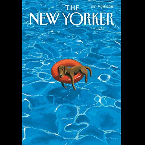 The New Yorker, July 9th and 16th 2018: Part 1 (Adrian Chen, Ariel Levy, Hua Hsu) audiobook cover art