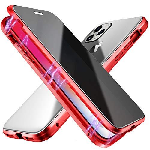 ESTPEAK Anti-peep Magnetic Case for iPhone 7 Plus/8 Plus,Anti Peeping...
