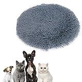 Fdit Alfombrilla térmica para Gatos, Alfombrilla térmica eléctrica USB para Mascotas, Alfombrilla térmica Impermeable Segura para Mascotas, Alfombrilla térmica para Perros pequeños, Gatos(Gris-Plata)