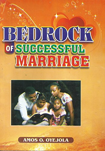 BEDROCK OF SUCCESSFUL MARRIAGE (English Edition)