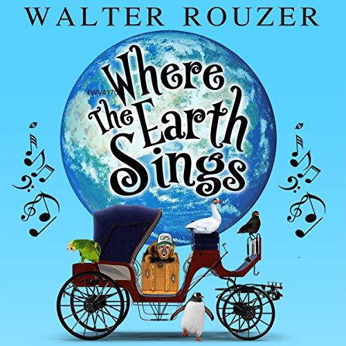 『Where the Earth Sings』のカバーアート