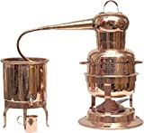 Bottega del Rame - Copper Alembic 3 Quart