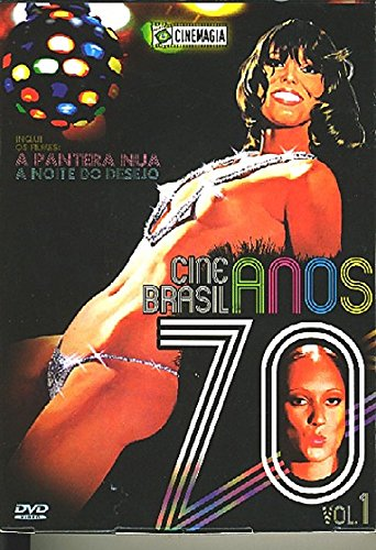 Box Cine Brasil Anos 70 - Volume 1