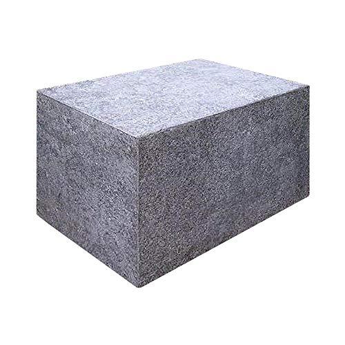 Gartentraum Gran Pedestal de Piedra de Granito - Cuboideum