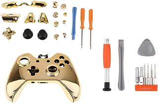 SM SunniMix Kit de substituição completo para controle Xbox One e ferramenta de reparo de abertura de chave de fenda 2.0 T...